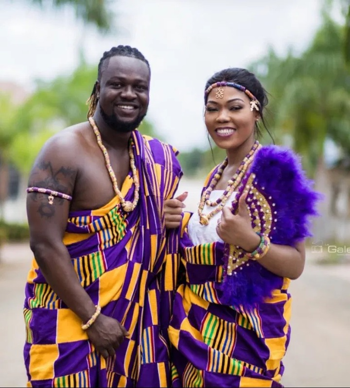411ea3a5a2534fdb9ee2e223f449d5dd?quality=uhq&resize=720 - Painful Lost: Traditional And White Wedding Photos Of Eddie Nartey And His Wife, Vida Who Just Died