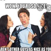 Reasons Many Women Don't Date Nice Guys.