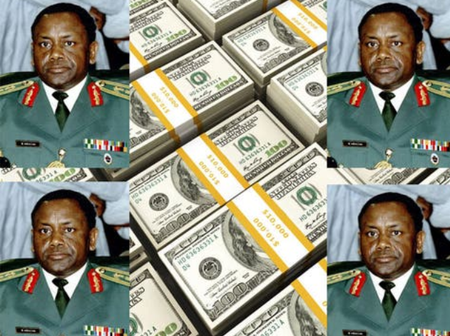 Abacha Loot: Joy As Ireland Plans To Return Frozen Abacha Funds In Tune Of €5.5 Million To Nigeria