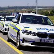 South Africa Government is Rich, See the Cars Used by the Police /opinion