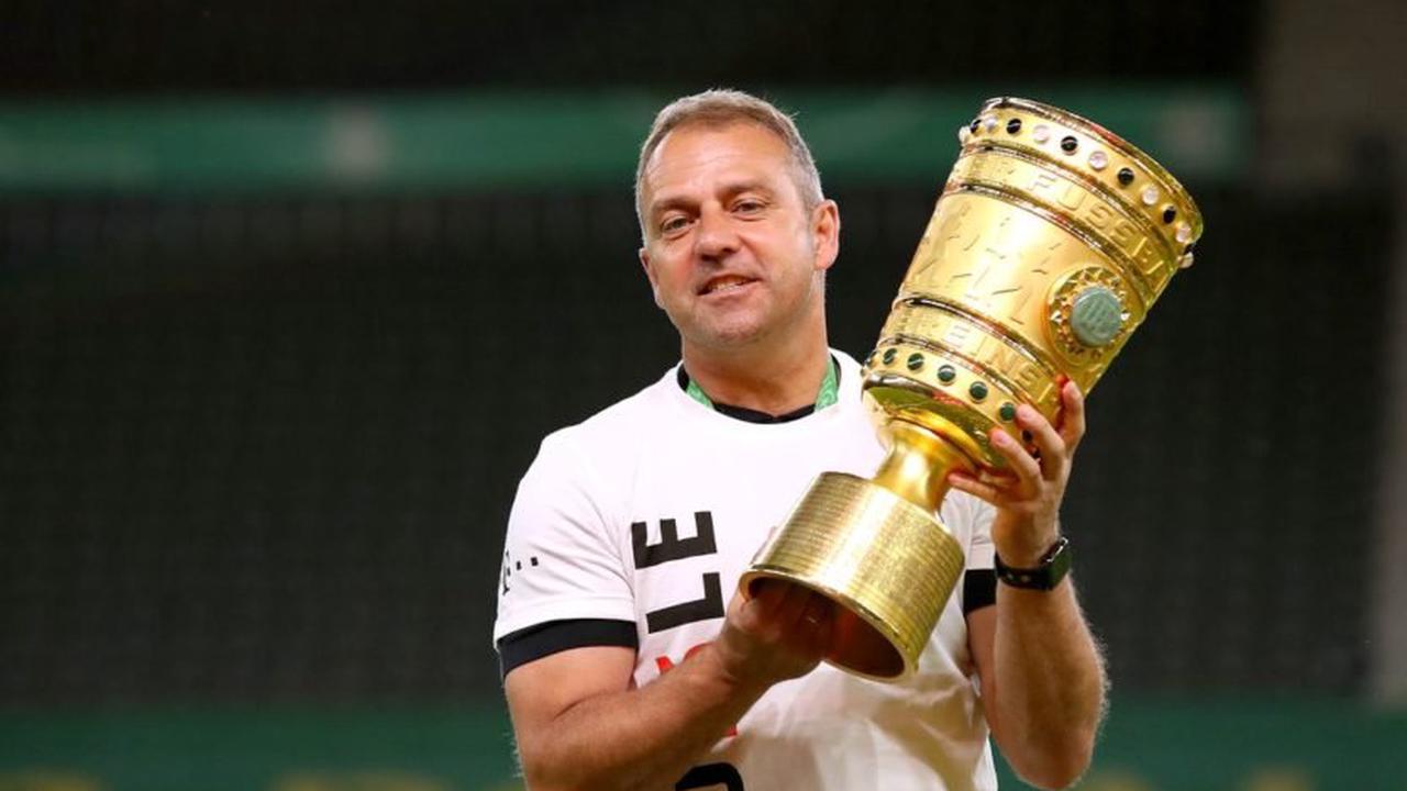 Le Bayern Munich célèbre le deuxième prix de l'équipe Laureus de l'année