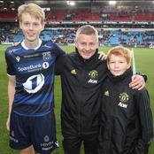 Ole Gunnar Solskjaer's Son Responds to Mourinho's Comments