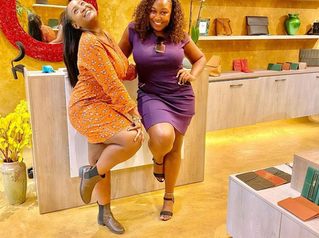 Betty Kyallo And Her Sisters' Latest Photos Leaves Men Drooling