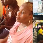 I Saw Them Killing My Husband: Traumatized Wife Narrates Heartbreaking Attack By Armed Robbers