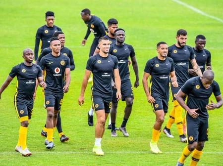 Kaizer Chiefs Has Found Another Jersey number 12