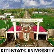 Complete List of Higher Institutions In Ekiti State Nigeria