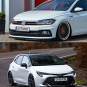 Compare: VW polo vs Toyota corolla, which one is better