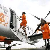 The Amount Of Money You Will Need To Pay For A Flight From Nairobi To Kisumu On Fly 540.