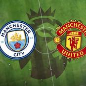 EPL: See player ratings, man of the match of Man City vs Man United