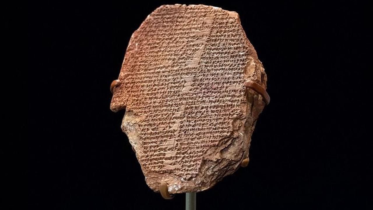 USA geben geraubte Keilschrift-Tafel an Irak zurück