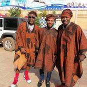 Voici l'habillement du Magifique, de A. Sheney et de Boukary qui enflamme la toile