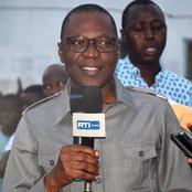 Le ministre Amadou Koné : « ne vous laissez pas distraire, les élections auront lieu le 31 octobre »