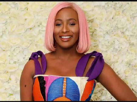 DJ Cuppy Snubs Anthony Joshua, Mentions The Person She Would Love To Go On A Date With