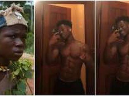 5 Years After acting as Agu in Beasts of No Nation,Abraham Attah has  suprisingly Changed (Photos)