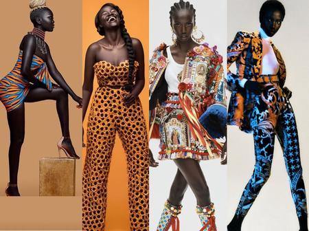 Dark Darker Darkest: 4 Most Beautiful And Gorgeous Darkest Models