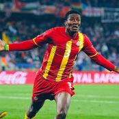 See why people are saying Asamoah Gyan should not be given the vaccine.