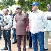 Ebonyi State Government Reiterates Resolve To Restoring Peace In Effium