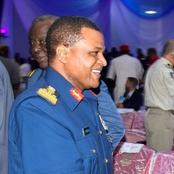 Akwa Ibom State in tears as Air Marshall Nsikat Eduok joins the angels in heaven