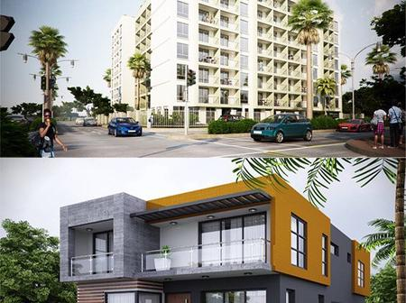 An ICGC Pastor and Millionaire Own These Buildings, and More! Read all about Him. See His PICS