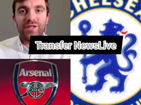 Transfer Updates; Chelsea To Prepare €110M For summer Target, Fabrizio Update On 2 Arsenal Stars