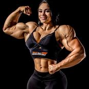 Check Out 10 Different Photos of Muscular Ladies that are Just Adorable