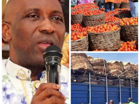 Lagos Will Supply Fish, Ekiti(Yam & Rams), Ondo(Rice & Beans), Ogun(Garri & Cows) - Prophet Ayodele