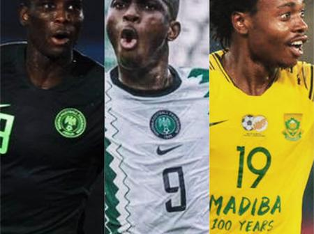After Paul Onuachu Scored Today, See How the AFCON Top Scorer Table Looks Like