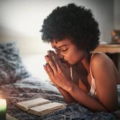 Say this Short Powerful prayer Before You Sleep