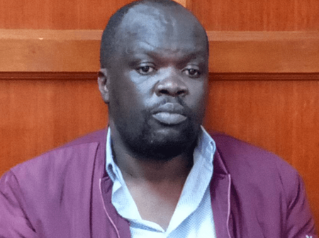 Robert Alai on spot for alleging that the late Kositany will deputize Muthama in Ruto linked UDA
