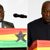 Mahama losses to Akufo-Addo In Supreme Court