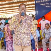 ODM Can Endorse Anybody For Presidency Due To Democracy, Says Raila