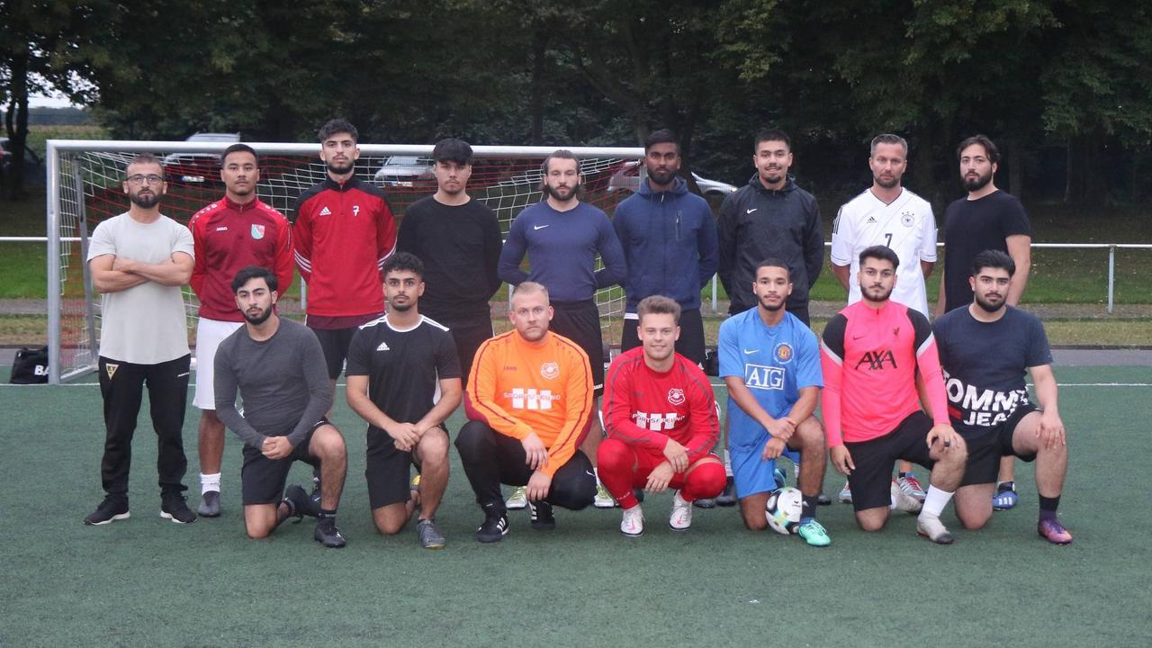 Wir im Sport: Eine Mannschaft aus dem Nichts