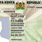 Why You Should Never Leave Your Identification Card Behind