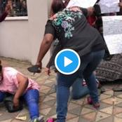 Foreign traders in Durban struck back today after being attacked yesterday (videos included)