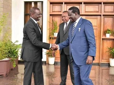 Uhuru Kenyatta's Swift Move Which Barred Raila and Ruto From Reuniting