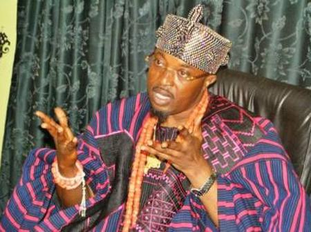 Oluwo Of Iwo Finally Reveals Why He Won't Support Oduduwa Republic Agitators