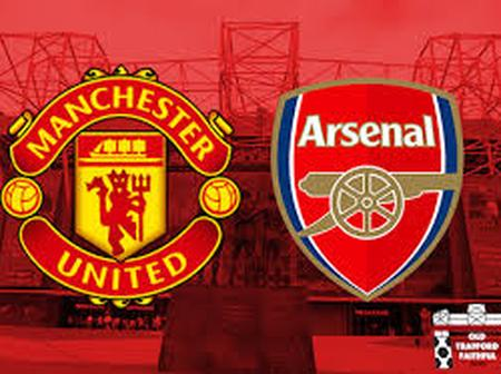 Arsenal could announce the signing of Man United forward in summer.