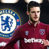 Some Chelsea Fans Are Convinced Declan Rice Sent A Message Today