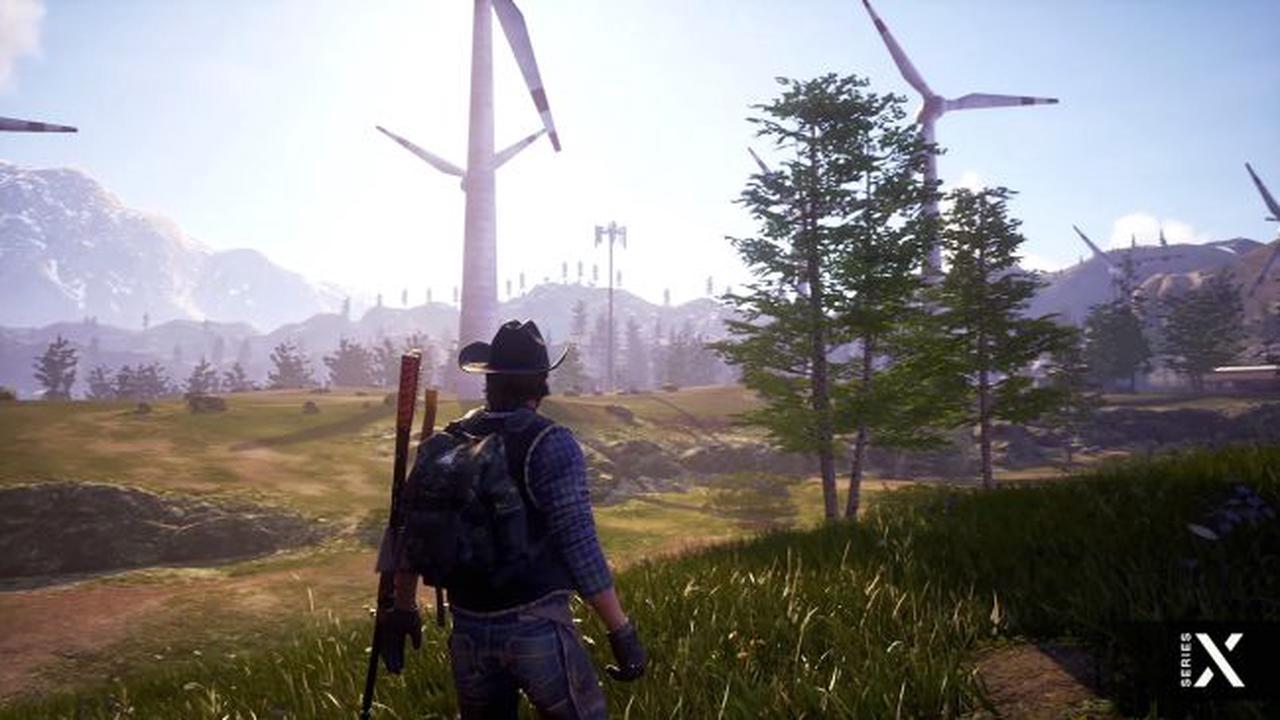 State of Decay 2 mis à jour sur Xbox Series X