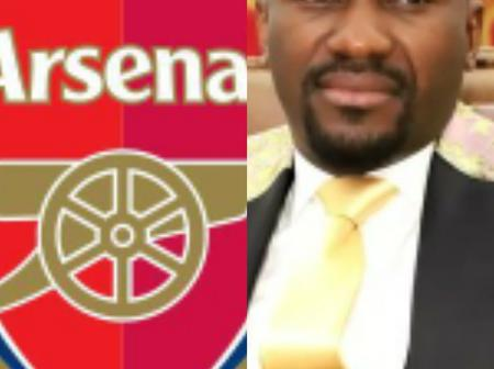 After Arsenal got beaten yesterday night, read what apostle Suleiman said that got people reacting