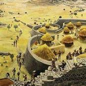 Mapungubwe: The Historical Ruins of the South African Tribal Kingdom.