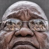 Time's Up for Jacob Zuma