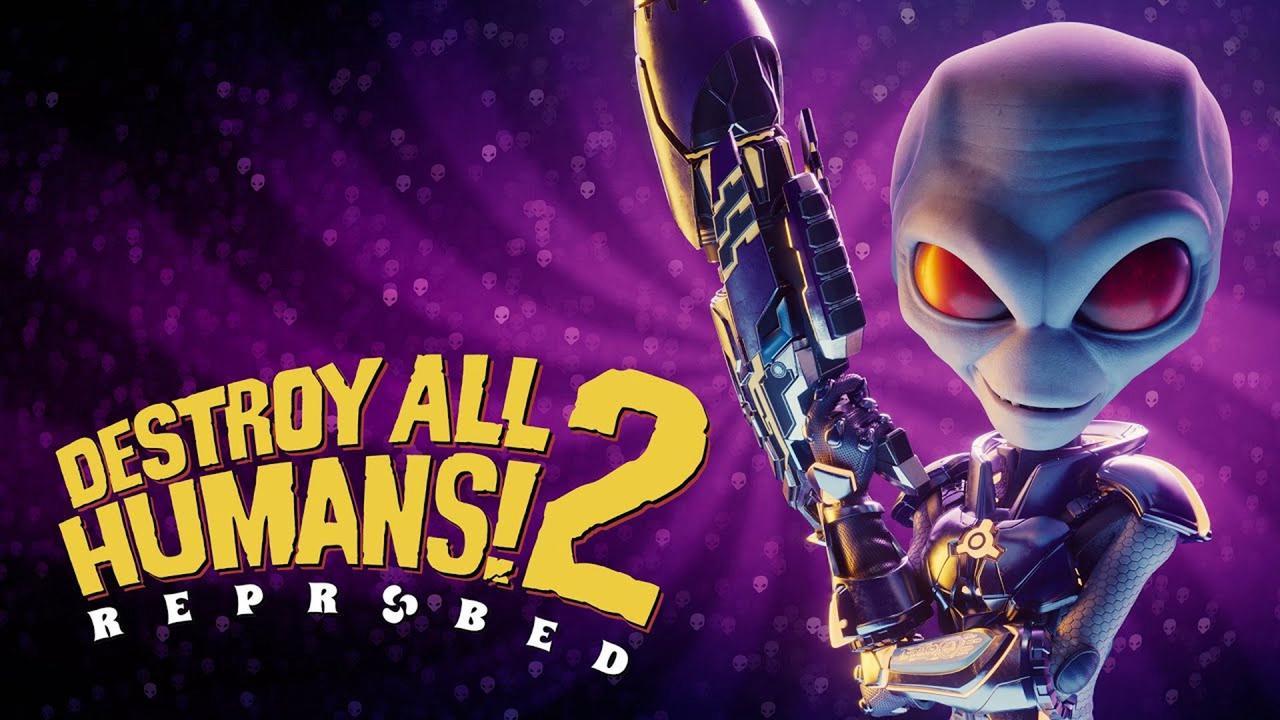 Destroy All Humans 2: Reprobed - Es werden wieder Analsonden verteilt