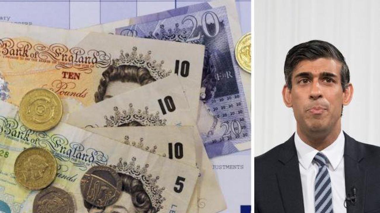 Tories urged not to break triple lock pledge as Rishi Sunak signals change