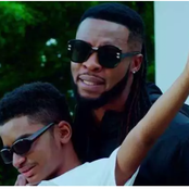 Remember the Little Blind Boy that Sang with Flavour? He is growing fast, See Recent Photos
