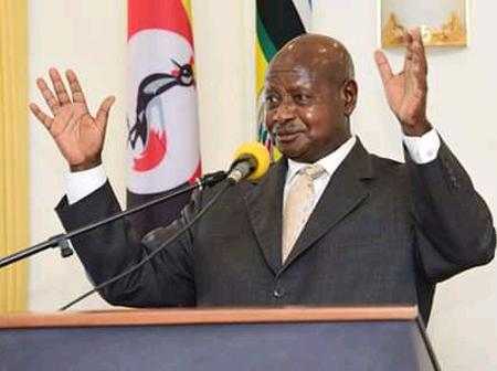 President Museveni Close To WINNING As Vote Tallying Is Almost Complete.