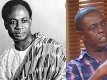Kwesi Pratt shuts down critics attacking Kwame Nkrumah's Human Rights record