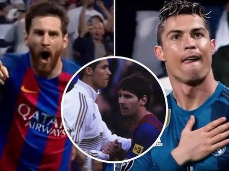 Fan Ends The Debate on Who is The Better Goalscorer between Messi and Ronaldo with 10 Stats