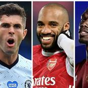 Checkout the EPL team of week 31 (Pogba, Pulisic, Lacazette and others makes the list)