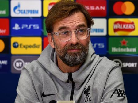 Klopp Reveals Why Liverpool Could Fail To Qualify For Champions League Next Season
